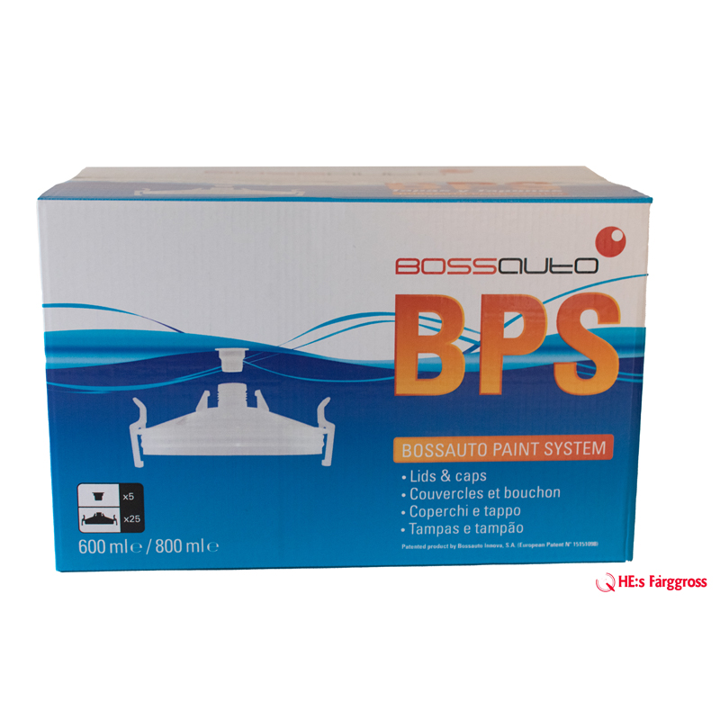 BPS Extra Lock 125my