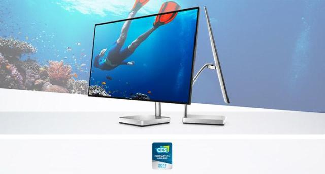 Dell 27 Ultrathin S2718D monitor
