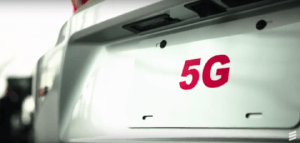 Verizon/Ericsson 5G Test Indy 500