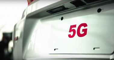 Ericsson Verizon 5G featured
