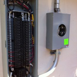 Electrical Service Panels - Service and Repair | HESOLAR