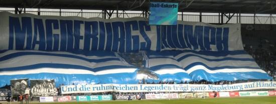 Magdeburgs Triumph...