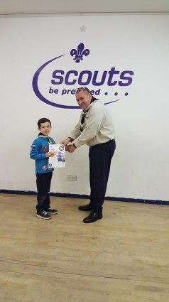 Sam Chief Scout 1