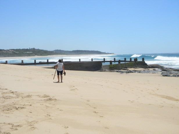 Mtwalume tide pool