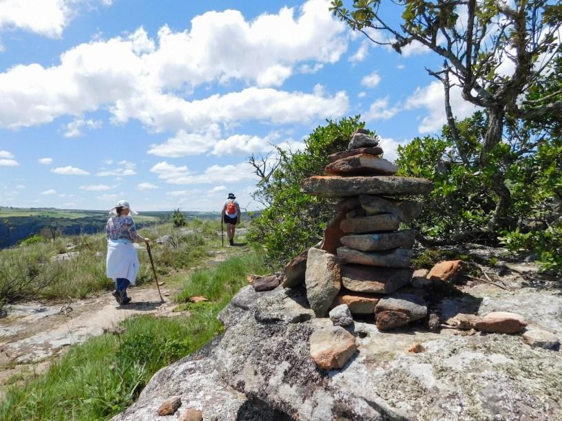 Oribi gorge Mziki hiking trail