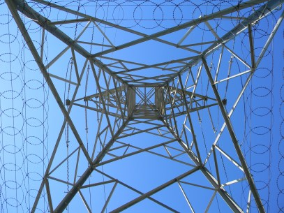Electric high voltage wires3