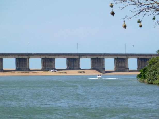Bridge over the Umzimkulu River, Port Shepstone, KwaZulu-Natal