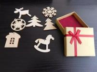 Xmas card & gift from Maria