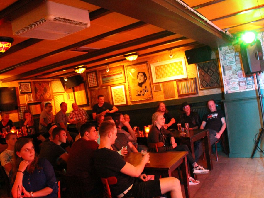 Stand up, Comedy, Wervershoof, Show, Lachen, Cafe