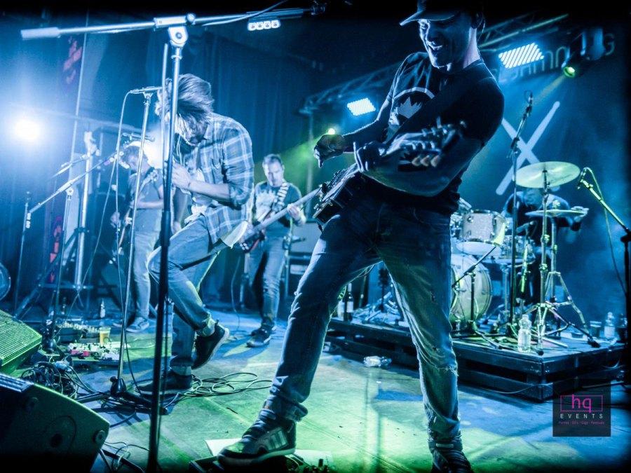 Pearl Jam, Kermis Wervershoof, Cafe, Pearl Jamming