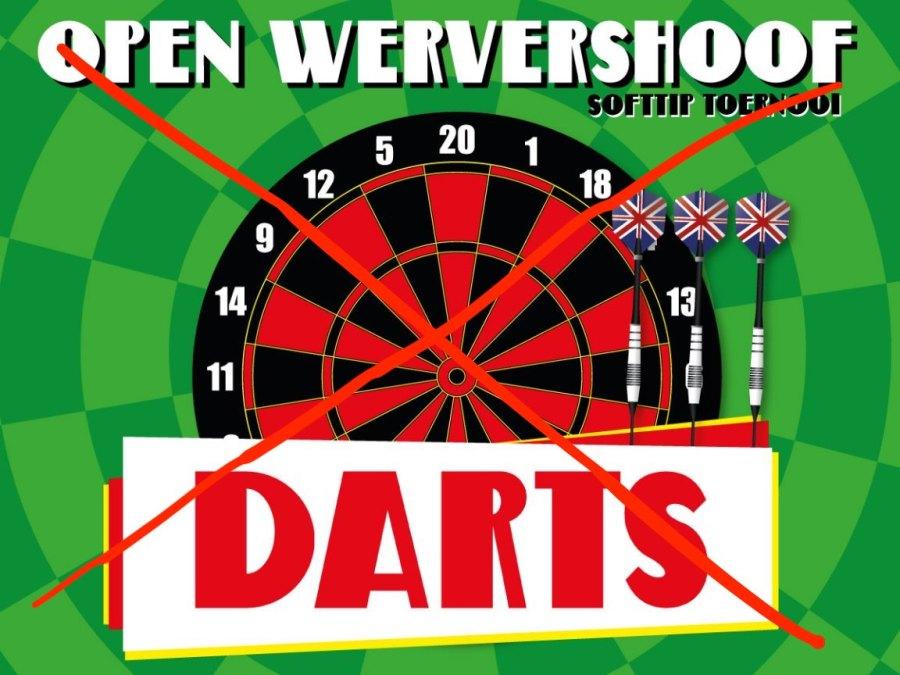 Darts, Wervershoof, Cafe, Softtip, Prijzen