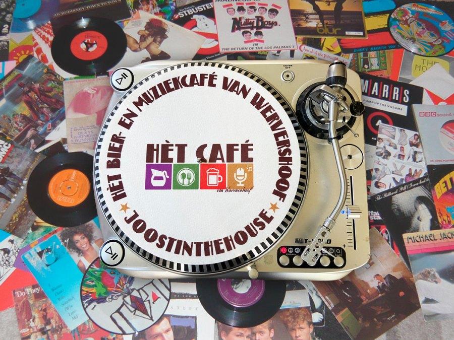 Vinyl, Vrijdag, Cafe, Wervershoof. Bier- en Muziekcafe, Het Cafe,