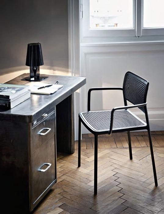 Kartell Audrey design stoelen