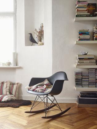 Vitra Eames schommelstoel RAR