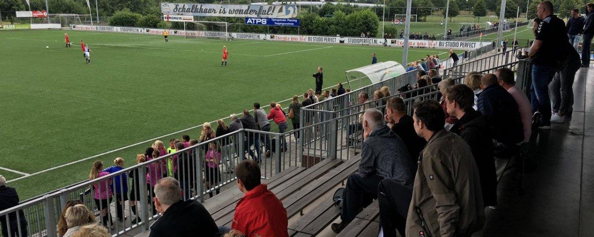 SV Schalkhaar wint ABC Badkamers toernooi