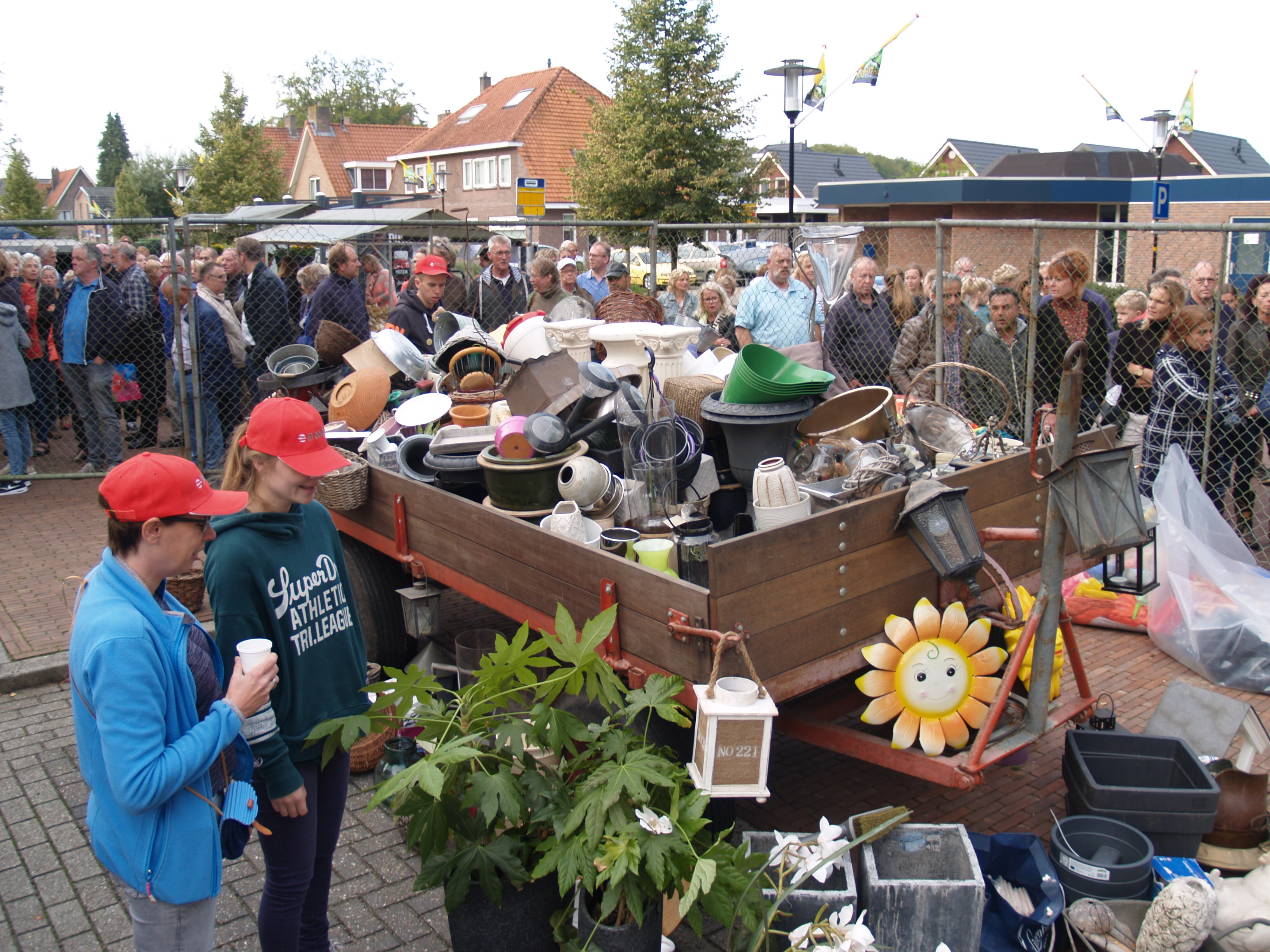 rommelmarkt deventer