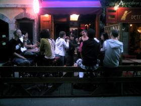 L Bar lesbien-lyon-heteroclite-la garçonnière
