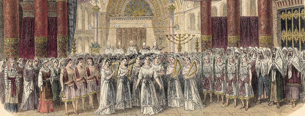 Massenet - Herodiade - acte III - tableau 2