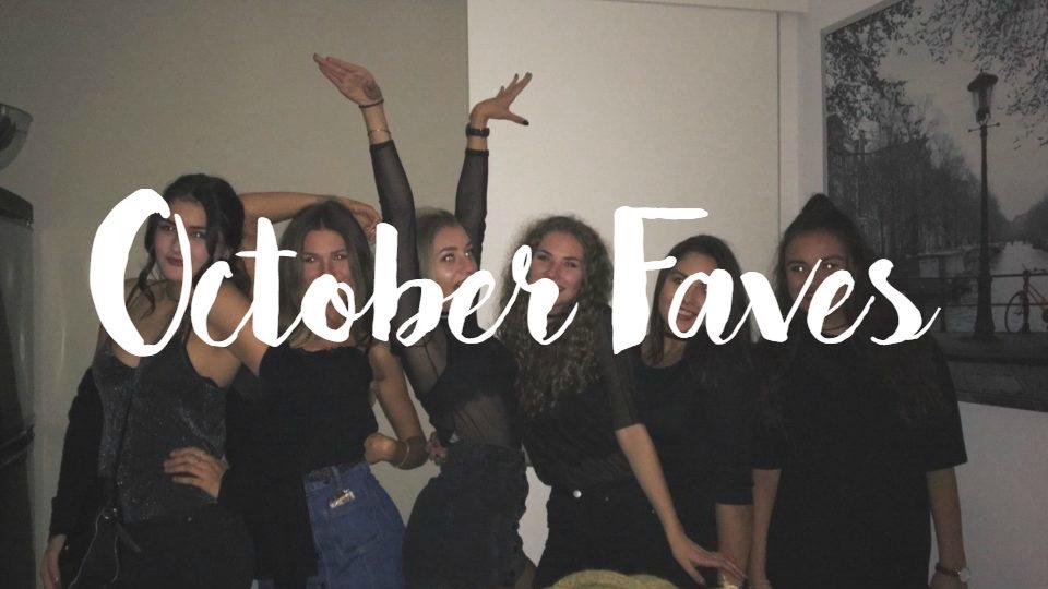 oktober faves header