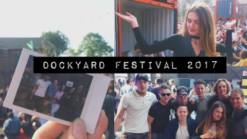 Dockyard festival 2017 Youtube thumbnail
