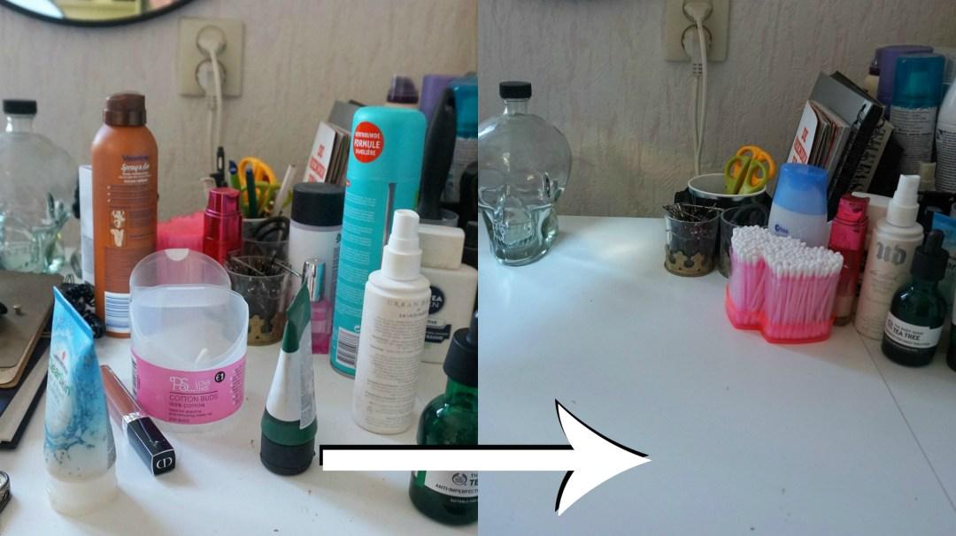 Kamer opruimen snel en gemakkelijk