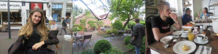 Amersfoort foto collage Hotel de tabaksplant stad Iris