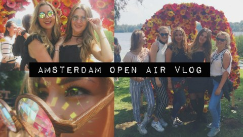 Amsterdam Open Air vlog aftermovie 2017 Thumbnail