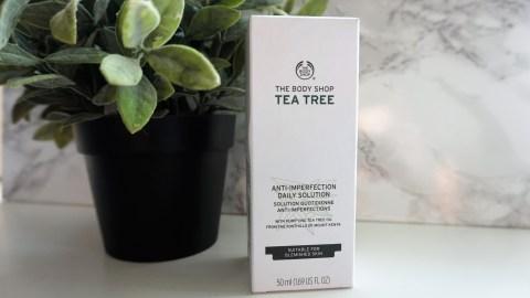 The Body Shop Tea Tree Serum Daily