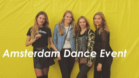 Amsterdam Dance Event ADE 2017 Dockyard Intercell Circoloco