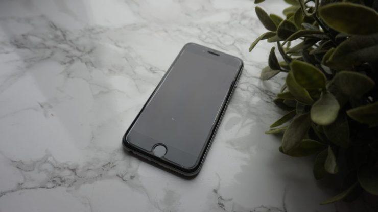 iPhone 6s zwart spacegray