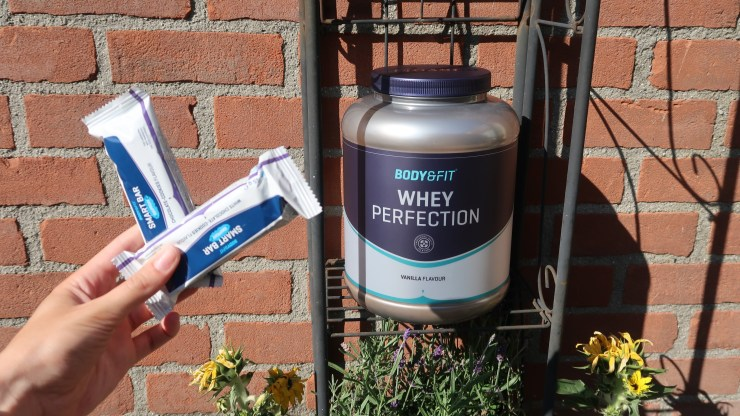 zomer vanille proteïne