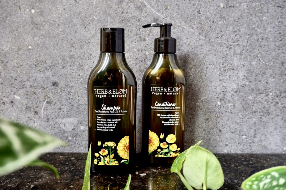 Review | Herb & Bløm Shampoo & Conditioner