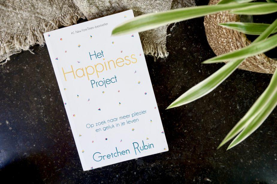 Het Happiness Project - Gretchen Rubi