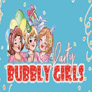 Bubbly girls party