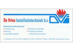 advertentie-de-vries-logo-volledig