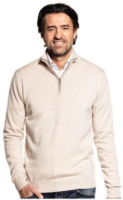 Actie: Joe Merino wollen trui winnen bij Het Schaap