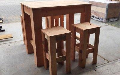 Robuuste meubels