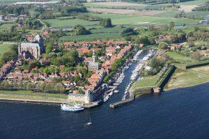 Luchtfoto Veerse MeerFoto: Joop van Houdt / Rijkswaterstaat