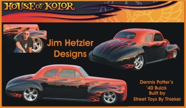 House of Kolor Prestigious Painter Award