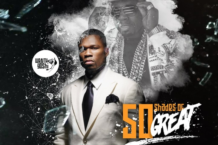 50 Cent: 50 Shades of Great, Vol. 2