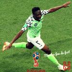 Le Mondial 2018, neuvième journée