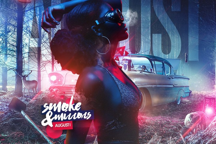 Smoke x Mirrors, August: I
