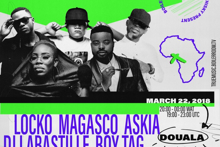 "Boiler Room x Ballantine's present : ""True Music Africa"""