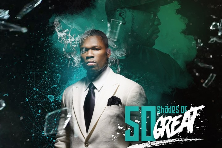 50 Cent: 50 Shades of Great, Vol. 3