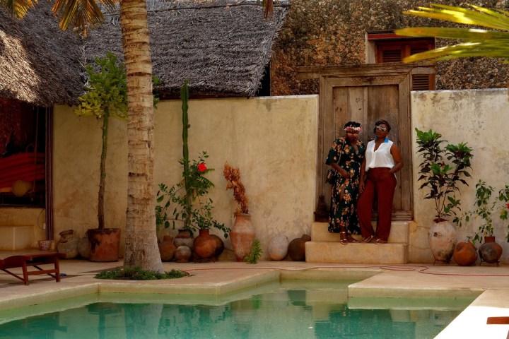 Le Sisterhood à Lamu (Kenya)