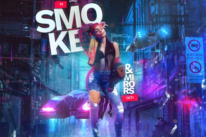 Smoke x Mirrors '19|10: I