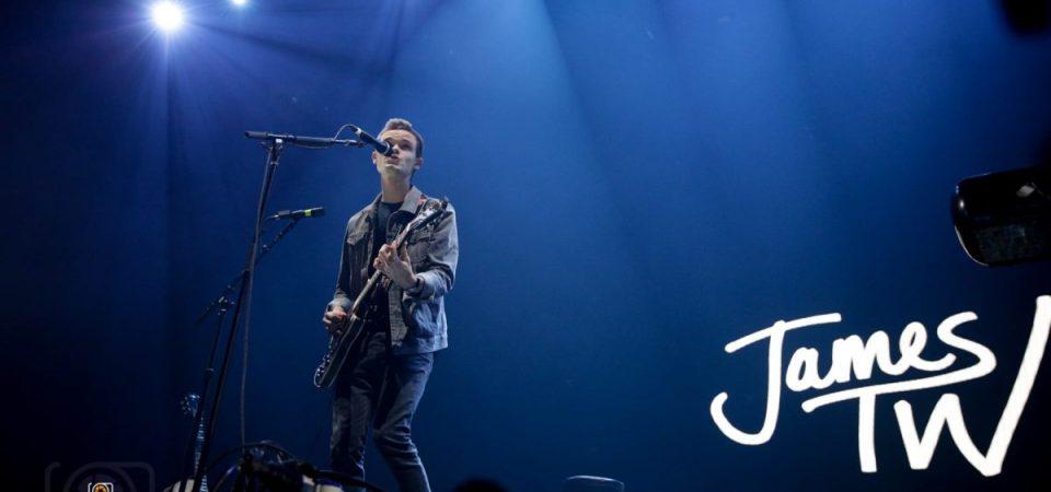 James TW @ Lisboa – MEO Arena, Maio 2017