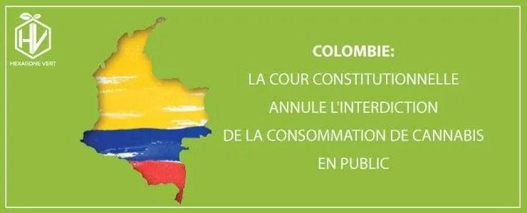 Colombie : la consommation de cannabis en public autorisée