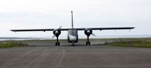 Scotland Offers The World's Shortest Commercial Flight