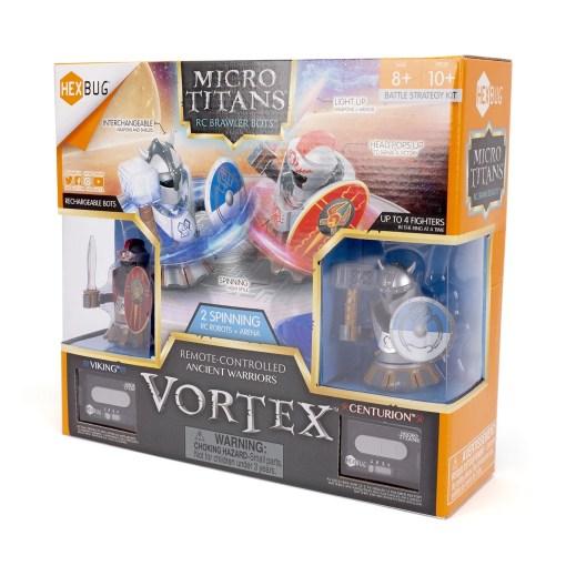 Micro Titans Vortex (Centurion vs Viking)
